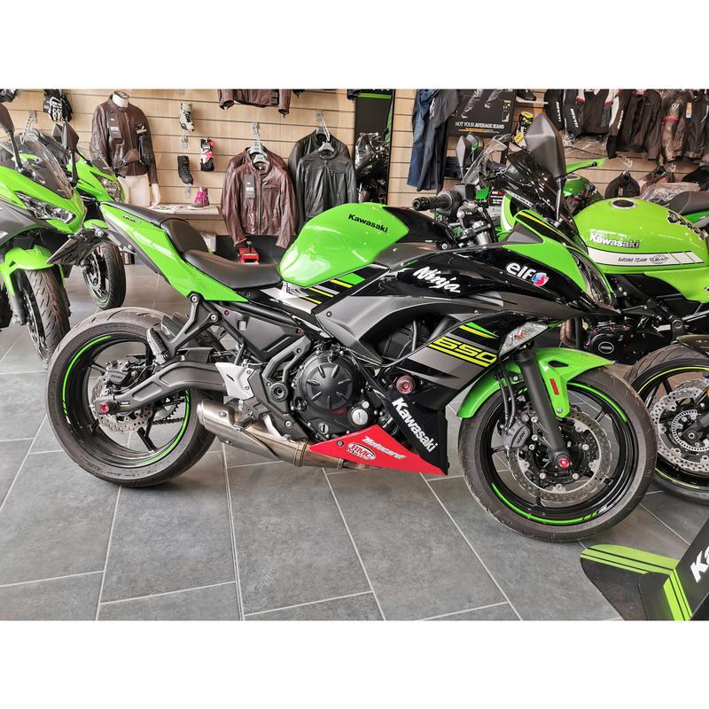 Kawasaki Ninja 650 krt MY 2019