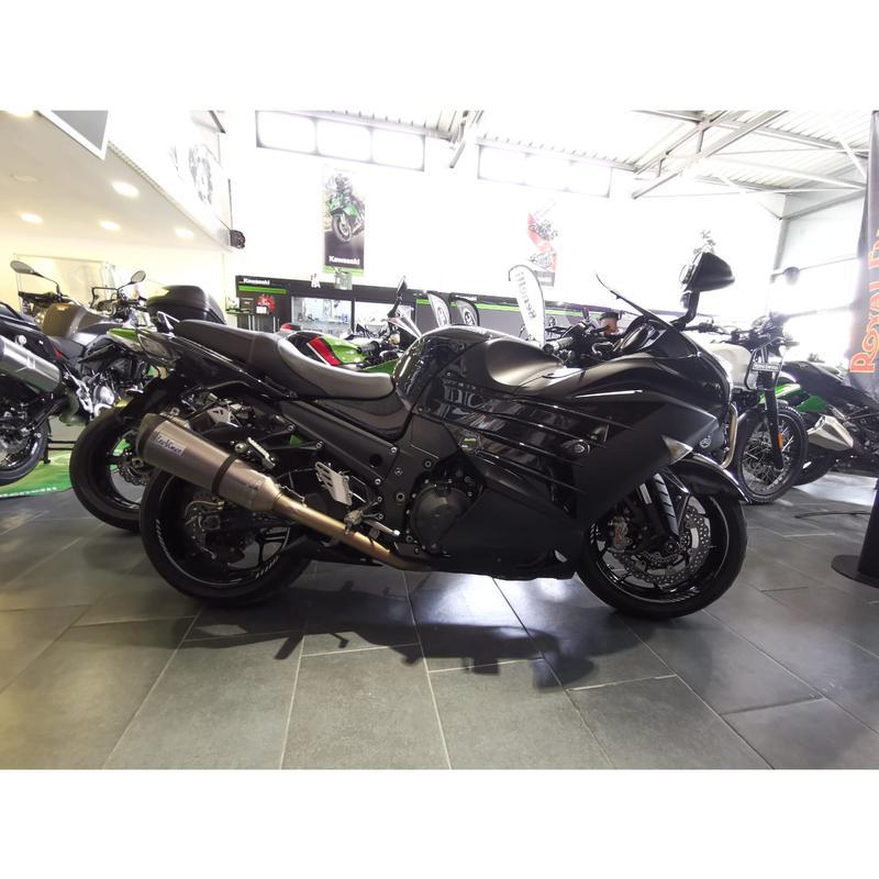 Kawasaki ZZ-R 1400 - 2014