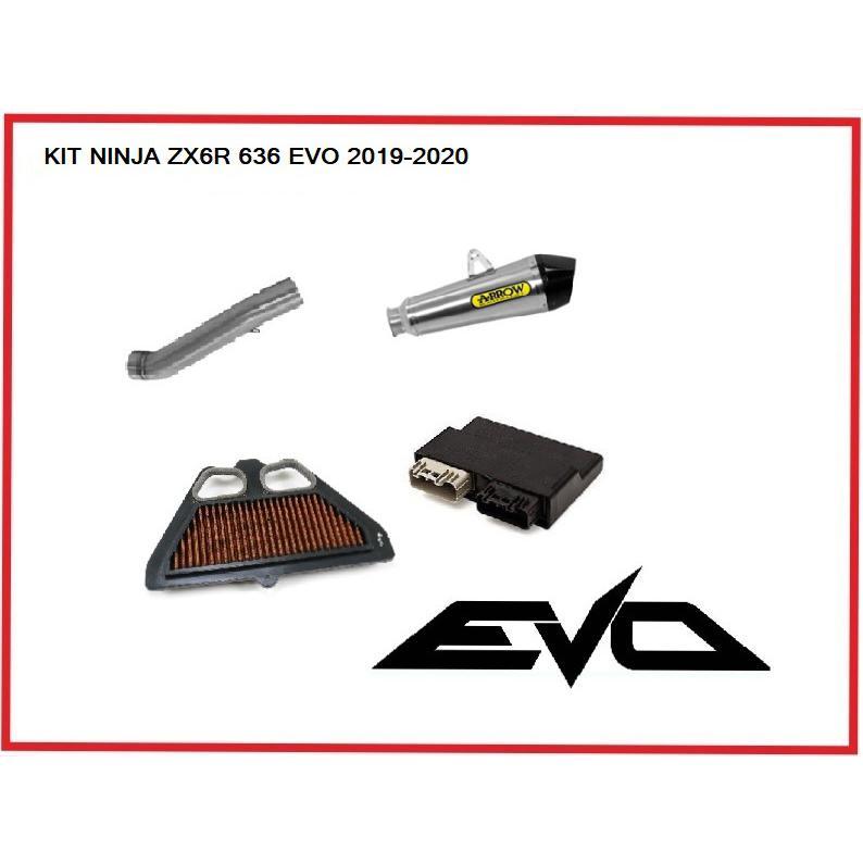 KIT NINJA ZX6R 636 EVO 2018  - 2020