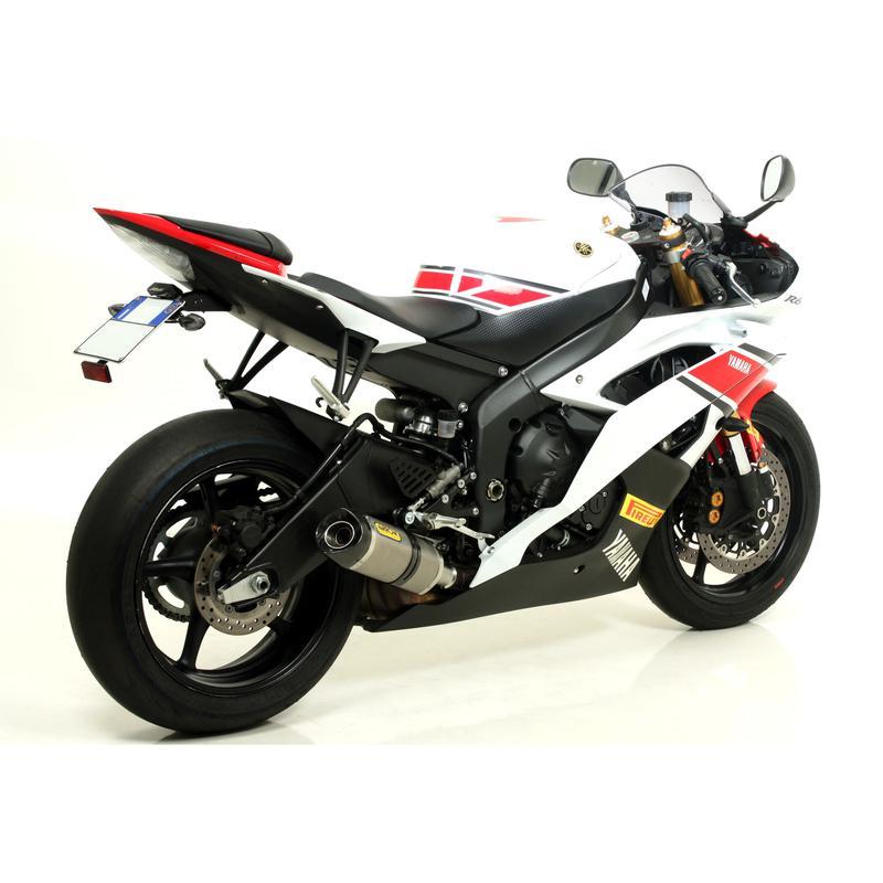 Kit silenziatore thunder Yamaha RS 2012-2016