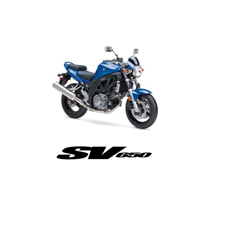 SV 650 2007-2012